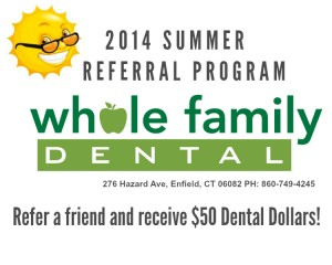 Summer Referral Program